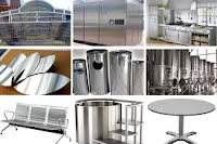 pagar stainless