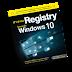 หนังสือ เจาะระบบ Registry ไขความลับ Windows 10