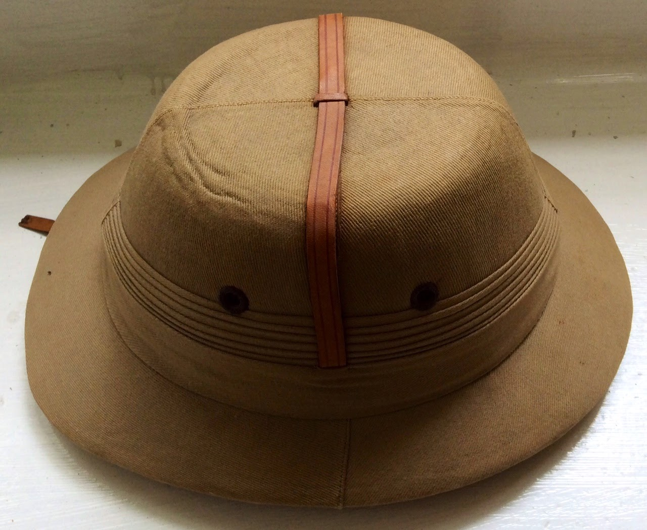 John Callanan Hats: What is a Pith Helmet