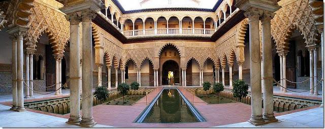 Real Alcázar de Sevilha