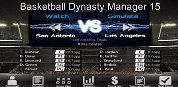 Basketball Dynasty Manager 15 Apk
