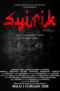 Film Syirik 2018