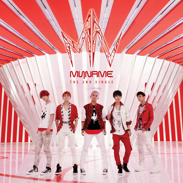 [Single] MYNAME – MYNAME 2nd Single
