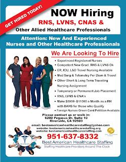 Travel Nursing Jobs California Travel Nursing Jobs