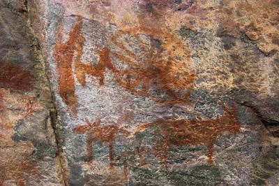 Pinturas en la roca - Tsodilo