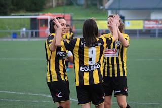 Partido del Barakaldo CF con el Tolosa