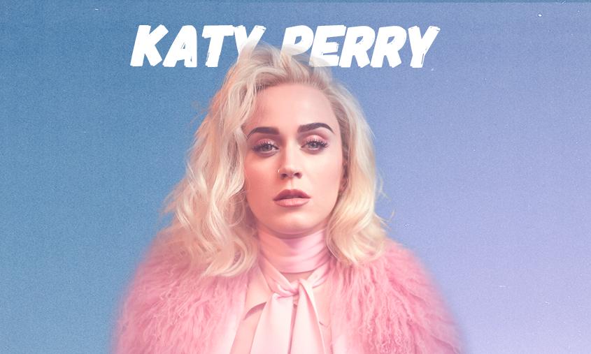 Escucha 'Chained to the Rhythm,' nuevo sencillo de Katy Perry