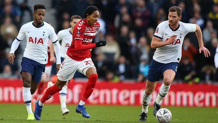 Prediksi FA Cup Tottenham Hotspur VS Middlesbrough 15 Januari 2020