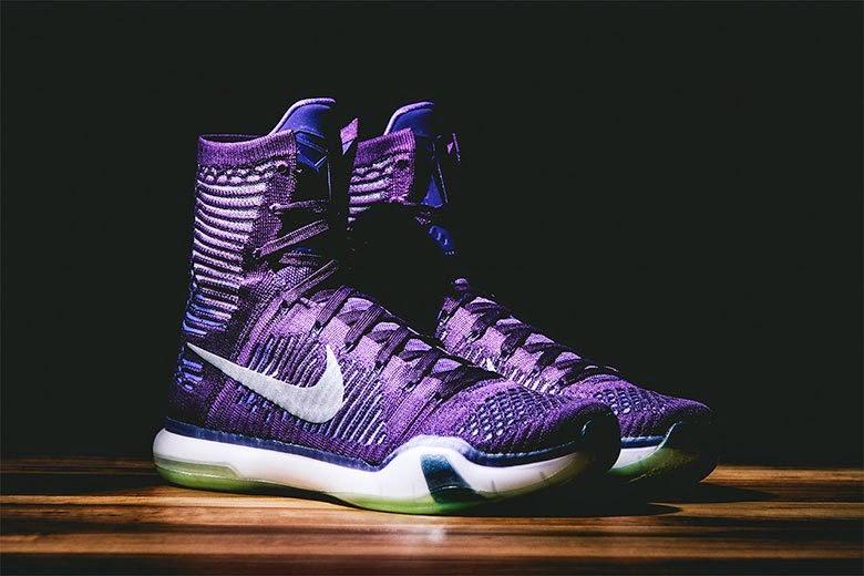 premium selection 9da59 8ff04 Nike Kobe X Elite
