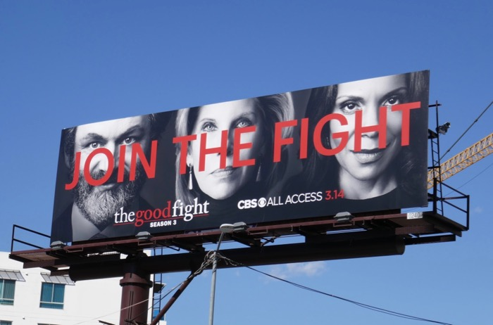 Good Fight season 3 billboard