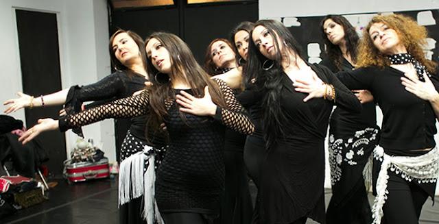 Clases de Danza Arabe Flamenco