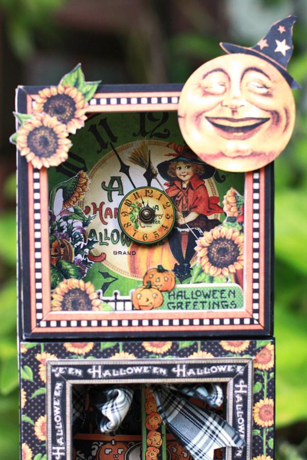 Glooshmoo Of Staples Sneaks And Halloween Clocks