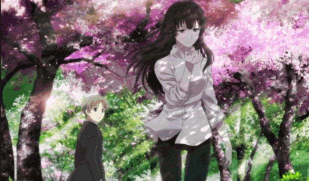 Sakurako-san no Ashimoto ni wa Shitai ga Umatteiru - Daftar Anime Mirip Hyouka
