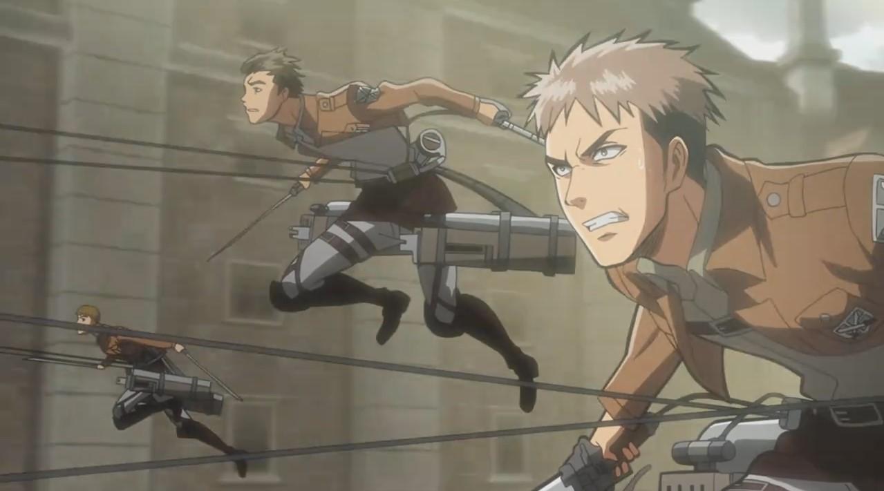 Shingeki no Kyojin – Episódio 08