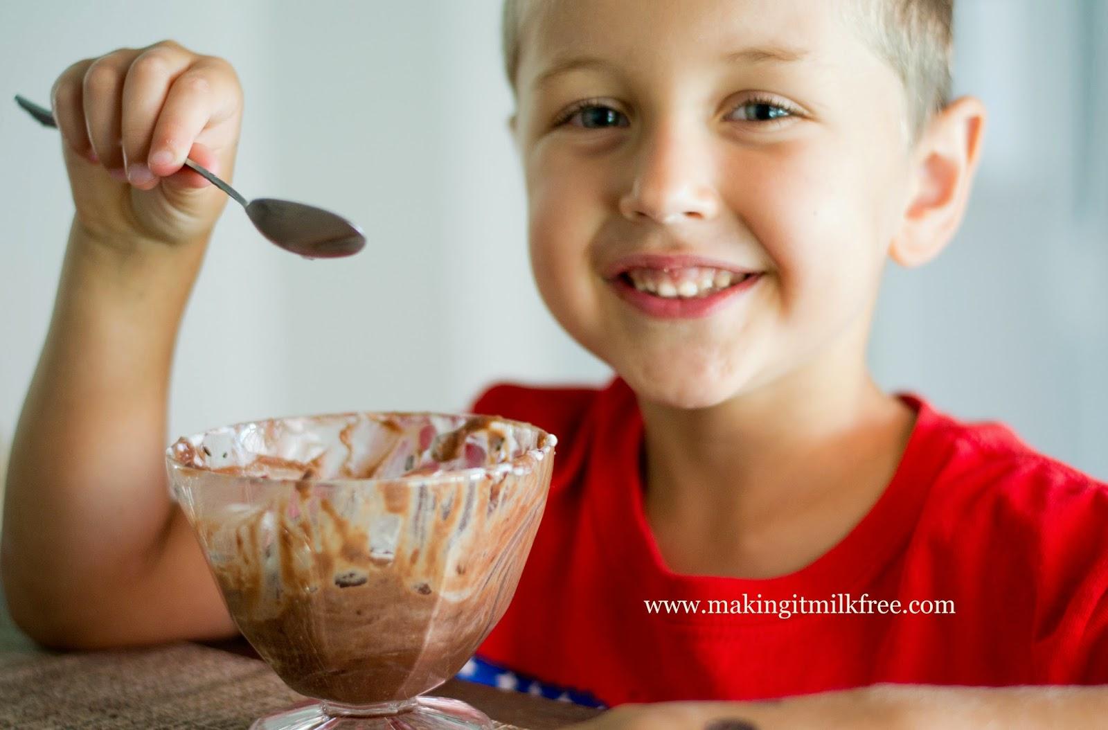 #dairyfree #glutenfree #eggfree #dessert