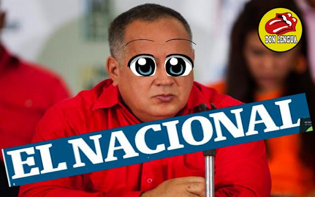 Isnardo Bravo propone pagar cuenta de El Nacional a 10.000 Bs por persona