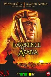 Lawrence Da Arábia Legendado - DVDRip