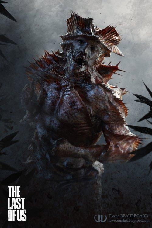 Tierno Beauregard artstation deviantart ilustrações ficção científica fantasia terror personagens realistas aliens robôs monstros criaturas