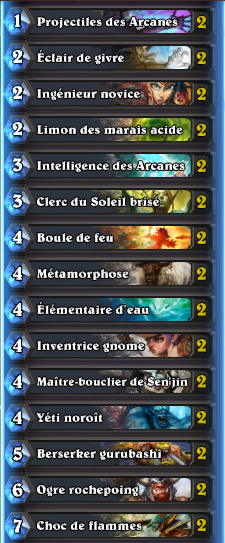 Noob Mage By Joshcorpuz85 Female Druid Witch Sorceress: Guide Débutant Hearthstone: Deck Mage : Du