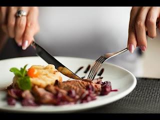 Manger, et savoir s'arrêter