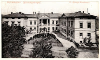 Szpital św. Jadwigi w Cieplicach (1910-20)