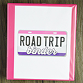 Road Trip Binder