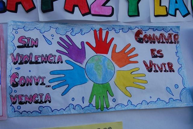 Día De La Paz Galería De Dibujos Y Carteles Niños Del: Departamento De Lengua Y Literatura: Día De La Paz Y La