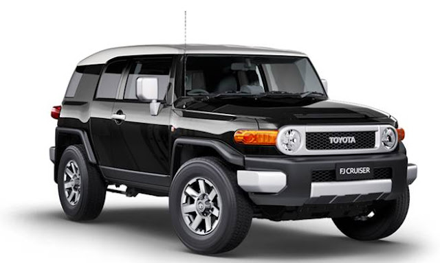 2018 Toyota FJ Cruiser Reviews