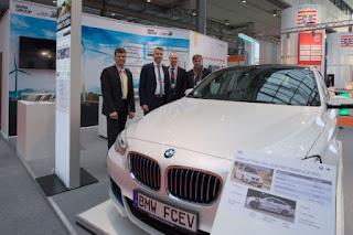 BMW Group la editia 2017 a Targului de la Hanovra