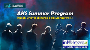 AKS Summer Program: Kuliah Singkat di Korea