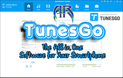 TunesGo - Not Only An iTunes Alternative Andro Root