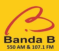 Rádio Banda B FM 107,1 de Curitiba PR