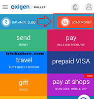 oxigen wallet virtual card payment offer