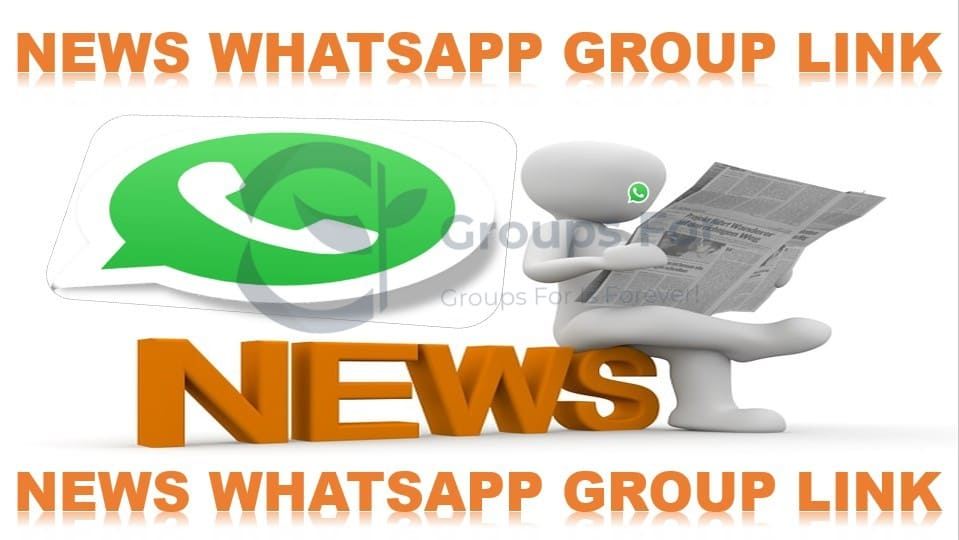 NEWS Whatsapp Group Link | Latest News Whatsapp Group Link