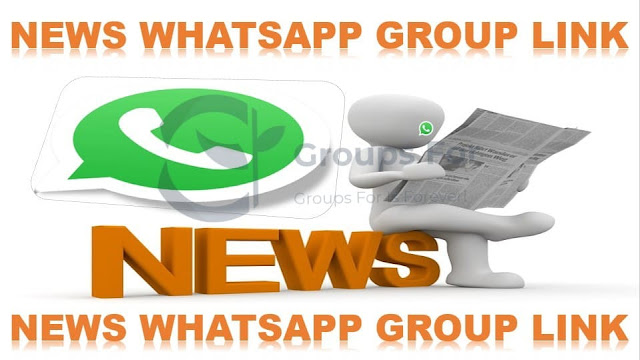 Breaking News Whatsapp Group Link in 2020