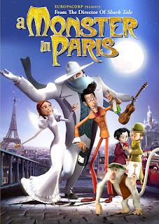 Baixar Um Monstro em Paris Torrent Dublado