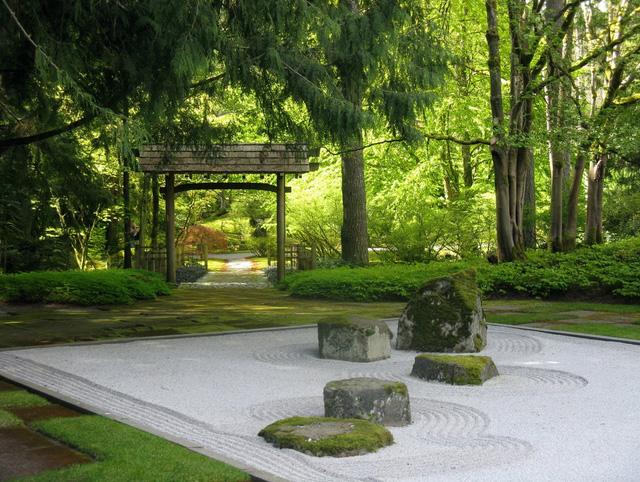 Khu rừng tùng tại Ohara Villa Resort
