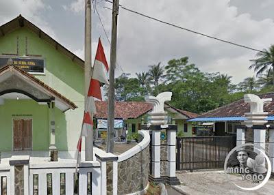 FOTO 3 : Desa Kaliangsana, Kecamatan Kalijati.