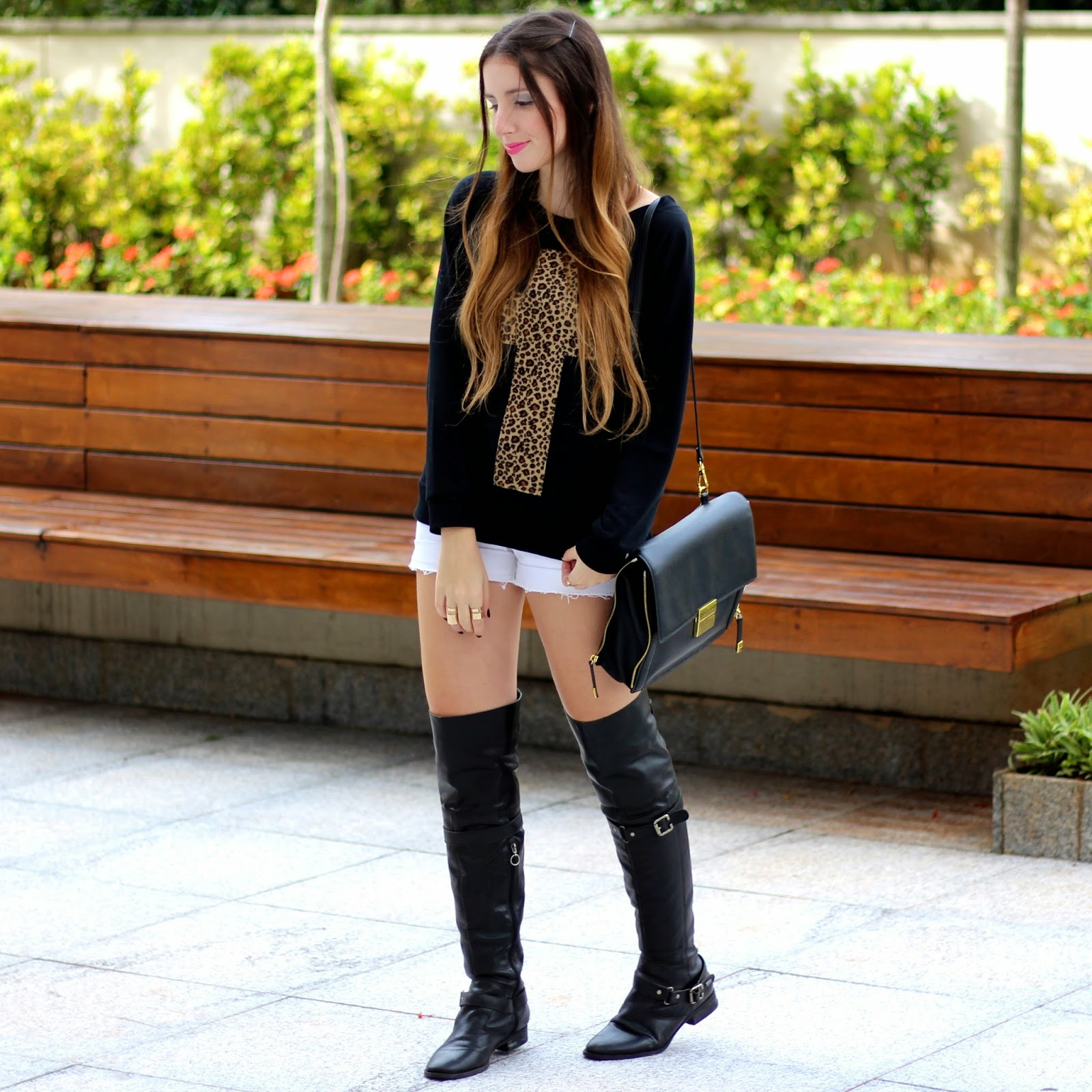 look do dia bota over knee