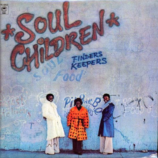 soul children finders keepers 1976 music standing still