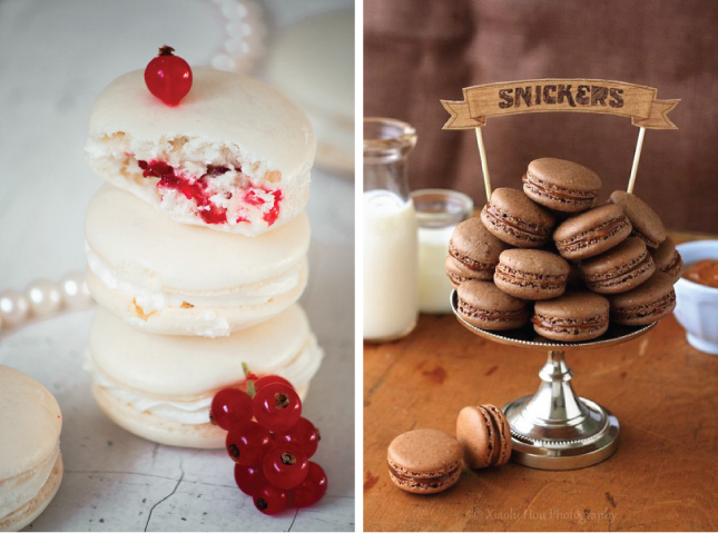 Wedding Macarons Guide Flavors Usages And Presentations Belle The Magazine
