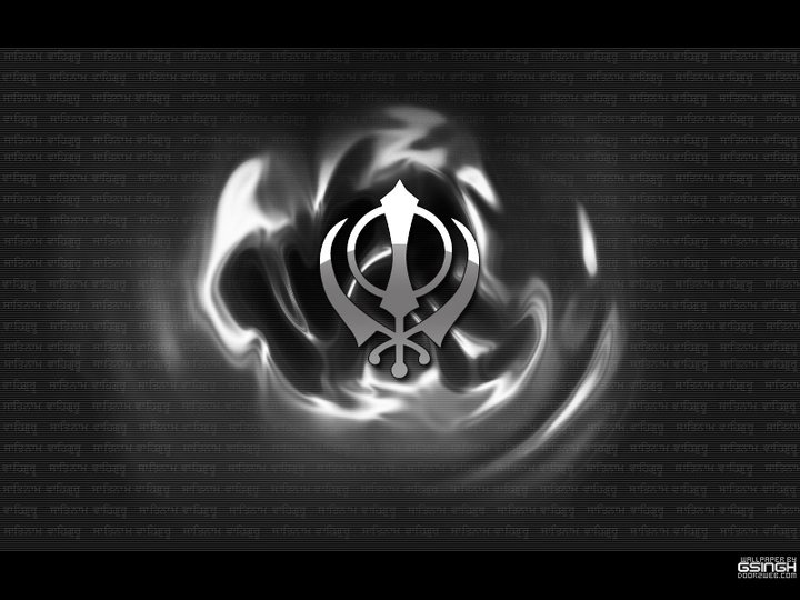 Khanda 3d Wallpapers Rhythm Divine Khanda