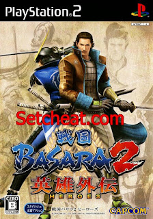 Cheat Kode Basara 2 Heroes PS2 Lengkap