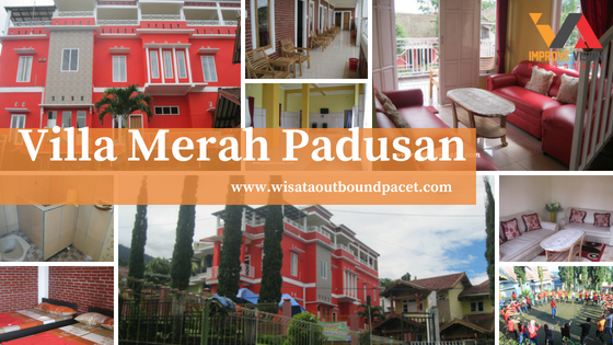 villa merah padusan wisata outbound pacet improve vision