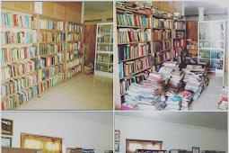 Buku Koleksi yang Tak Boleh Dipinjam