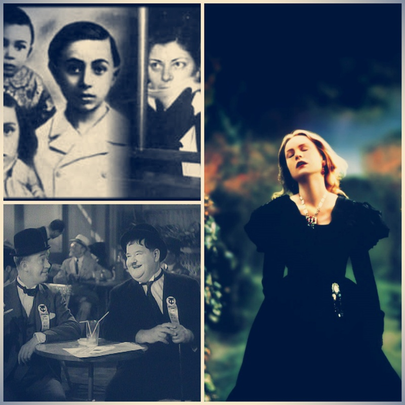Le storie di Francesca del Rosso, Luigi Meroni, Madame Bovary, Rina Fort e Stanlio e Ollio