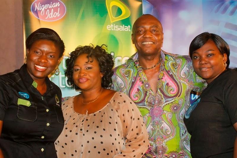 nigerian idol season 4 judges