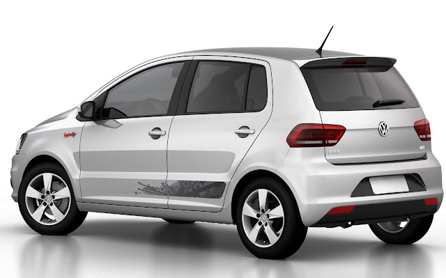 VW Fox 2015 Rock in Rio
