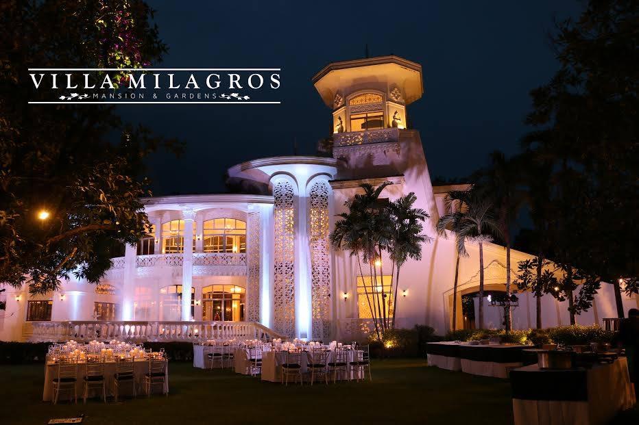 Before i do bridal fair series for Villa milagros