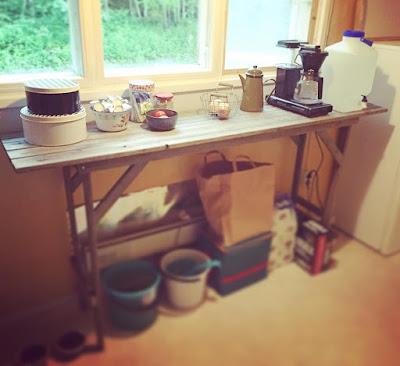 keittiön kierrätystaso, järjestys